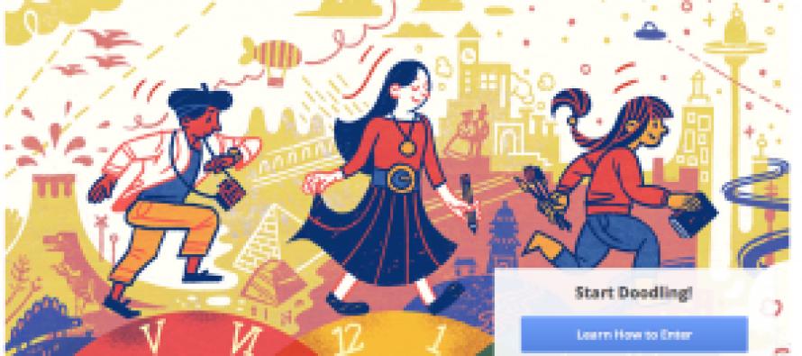 Doodle for Google şi Google Science Fair: competiţii pentru elevi iniţiate de gigantul tehnologic