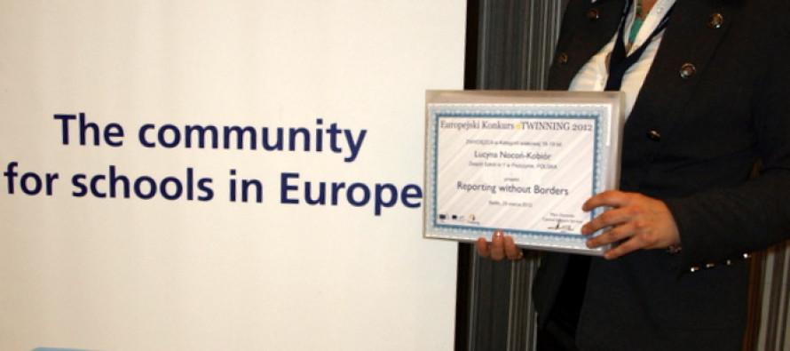 Profesori români, premiaţi la Conferinţa anuală eTwinning – Berlin, 2012