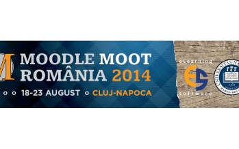 Moodle Moot România 2014