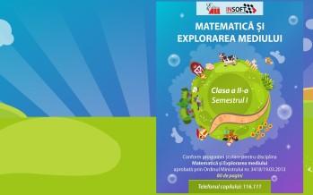 INSOFT lansează noi lecții interactive pentru elevii de clasa I și a II-a
