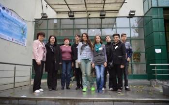 CNIV 2014 evidenţiază colaborarea profesor – elevi/studenţi