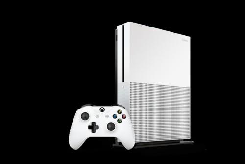 Xbox One S de la Microsoft