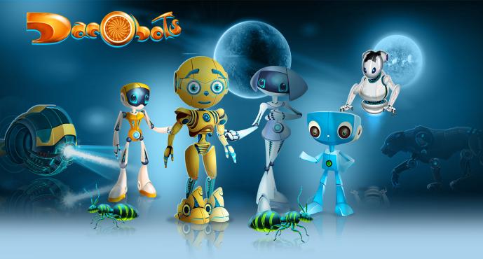 Ascendia lansează portalul educațional Dacobots.com