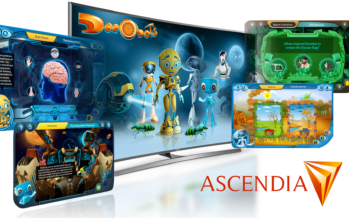 Samsung has partnered with Ascendia, brings Dacobots eLearning to Tizen TV