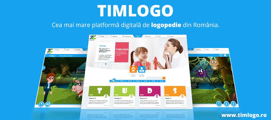 Beneficiile utilizării platformei TIMLOGO în terapia logopedică