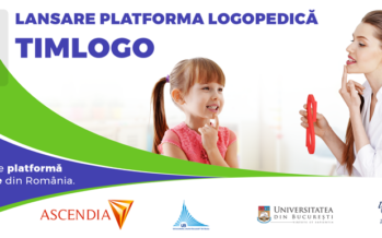 Ascendia a lansat Timlogo – cea mai mare platformă de logopedie din România