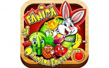 Aplicație educațională EduTeca: Fănică și Olimpiada Fructelor