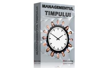 Curs online – Managementul Timpului – încărcat în platforma eLearning.ro!