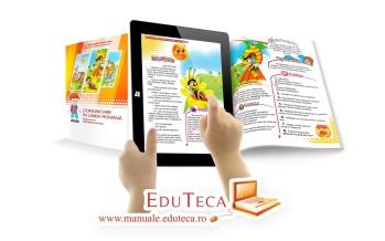 Manualele digitale sunt gata!  – Intrați pentru a testa!