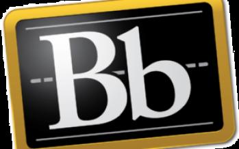 Platforma eLearning Blackboard