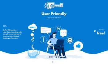Coffee LMS, platforma de eLearning dezvoltată de Ascendia