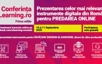 Conferința eLearning România – Ediția 1